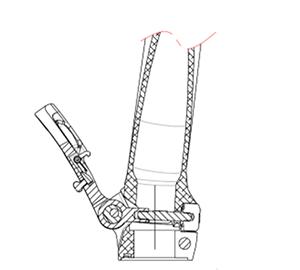 Double Lock双锁扣技术