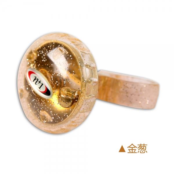 台湾n+1 七彩水晶铃铛